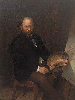 Lars Gustaf Sellstedt - Self portrait, 1871.jpg