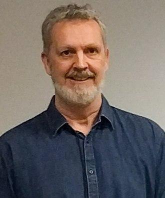 Lars Rasmussen (software developer) - Rasmussen in 2016