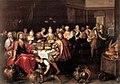 Las bodas de Caná (Frans Francken II) c.1600-1610.jpg