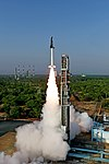 Launch of RLV-TD HEX01 from First Launch Pad of Satish Dhawan Space Centre, Sriharikota (SDSC SHAR) 02.jpg