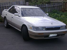 nissan laurel turbo