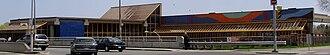 Lawrence West station - Image: Lawrence West TTC South