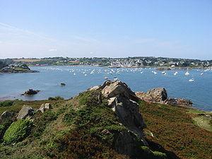 Brittany (administrative region) - Le Diben harbour – Plougasnou (Brittany)