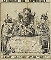 Le Frondeur « Le reveillon des souverains ! » par François Maréchal 1884 (recadrée).jpg