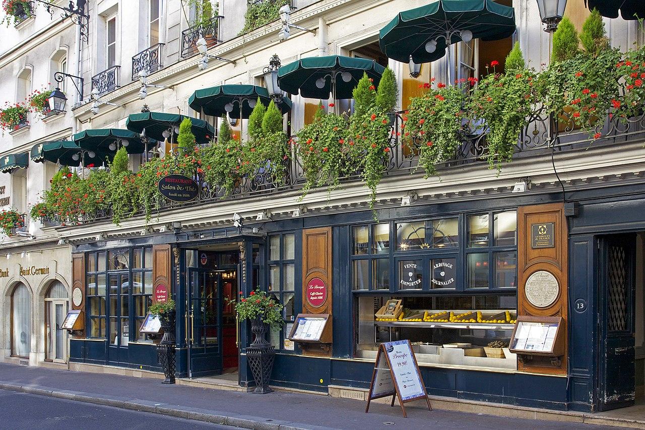 Restaurant Le Procope Paris  R Ef Bf Bdveillon
