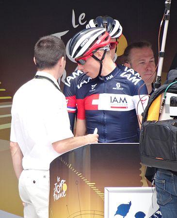Le Touquet-Paris-Plage - Tour de France, étape 4, 8 juillet 2014, départ (B057).JPG