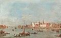 Le canal de la Giudecca (Gemäldegalerie, Berlin) (11385118815).jpg