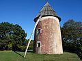 Le moulin à vent du pech Granat à Saint-Chels - Lot - Septembre 2015 - 01.jpg