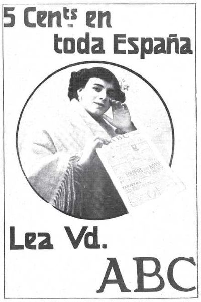 Ficheiro:Lea-usted-ABC-1909-04-14-Actualidades-advertisements.jpg