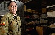 Leading Aircraft Woman Patricia Entwistle RAAF