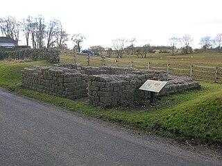 Leahill Turret, Hadrians Wall