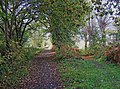 Leapgate Country Park and access path to Wilden Lane, Stourport-on-Severn - geograph.org.uk - 1565555.jpg
