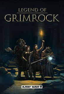 <i>Legend of Grimrock</i> 2012 video game