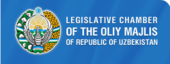 Legislative Chamber of Uzbekistan Logo.png