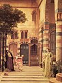 Leighton, Frederick - Old Damascus, Jew's Quarter.jpg