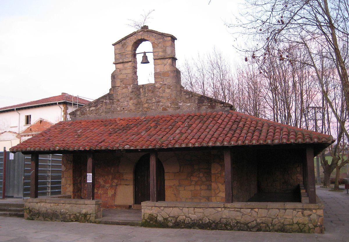 Ermita de San Bartolomé (Lejona) - Wikipedia, la