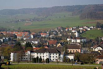 Lengnau, Aargau - Lengnau village