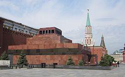 Resultat d'imatges de mausoleo de lenin