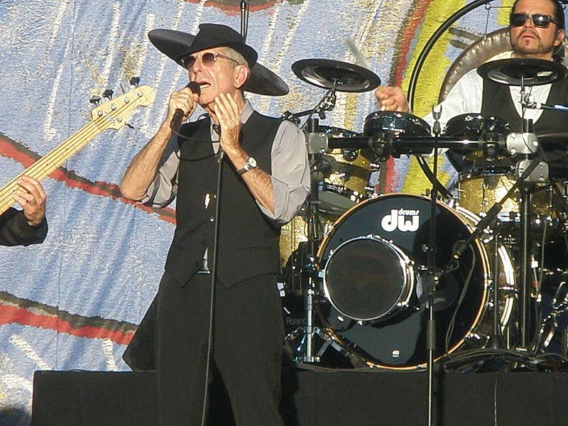 Leonard Cohen - McLarenvale, South Australia - January 2009 - 12.jpg