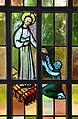 Leupolz Pfarrkirche Fenster Laurentius detail.jpg