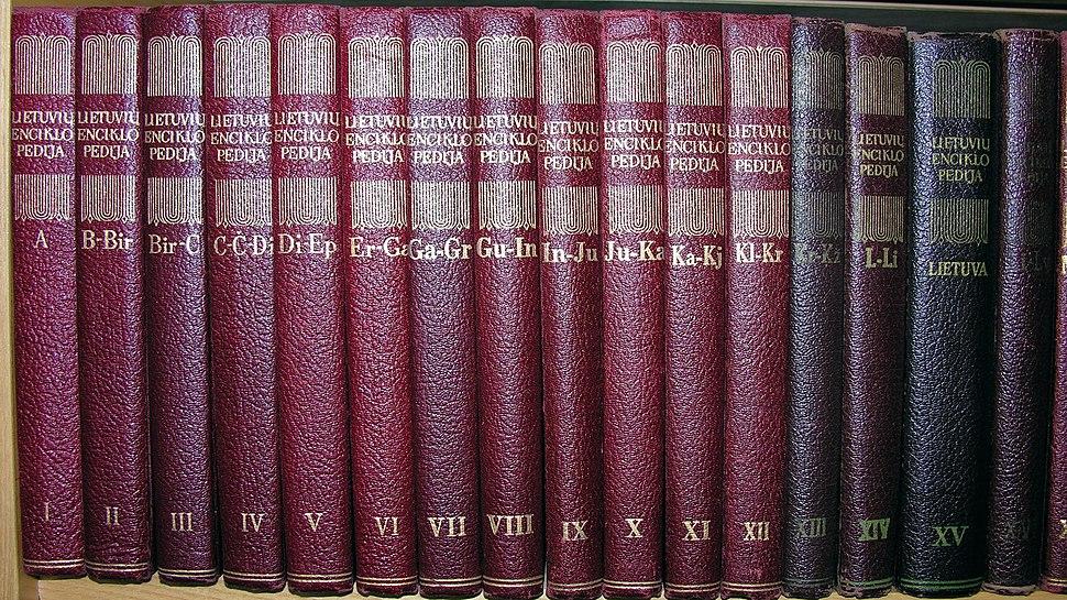 Lietuviu enciklopedija resize