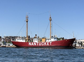 United States lightship <i>Nantucket</i> (LV-112)