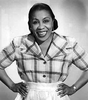 Lillian Randolph - Lillian Randolph in 1952