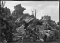 Limestone rock formations at Waro, 1923 ATLIB 300303.png