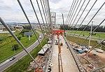 Linha que liga SP a Aeroporto de Guarulhos tem viadutos concluídos (40014413482).jpg