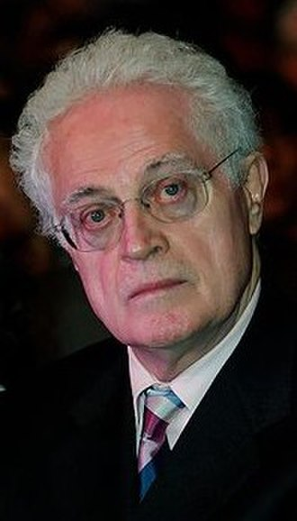 First Secretary of the French Socialist Party - Image: Lionel Jospin 2008