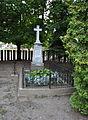 Liptovský Mikuláš - hrob M. M. Hodžu - 2015.JPG