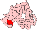 Lisnaskea (Northern Ireland Parliament constituency).svg