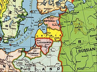 Baltic Entente Baltic 1934-1940 cooperation organization
