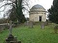 Little Ouseburn Mausoleum - geograph.org.uk - 1586746.jpg