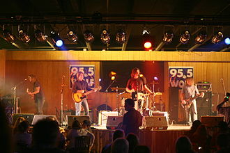 Little Texas (band) - Image: Little Texas Live