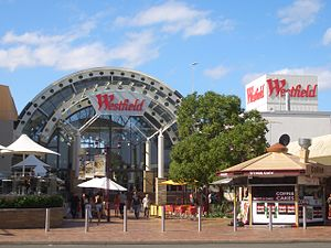 Liverpool, New South Wales - Westfield Liverpool Shopping Centre