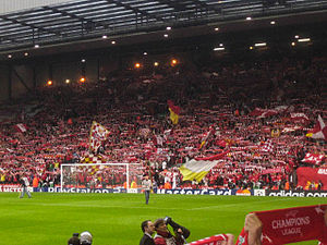 Liverpool F.C.–Manchester United F.C. rivalry - Image: Liverpool v Chelsea, 2005
