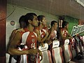 Lluvia partido rayo Club Atletico Union de Santa Fe 34.jpg