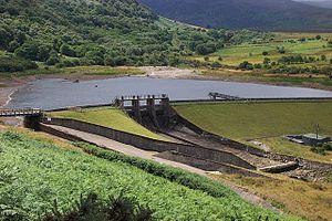 Coedty Reservoir - Reservoir and dam