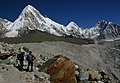 Lobuche to Gorak Shep-74-Khumbu-Gletscher-Pumori-Lingtren-Khumbutse-2007-gje.jpg