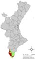Localització d'Oriola respecte al País Valencià.png