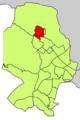 Localització de Son Roca respecte del Districte de Ponent.png