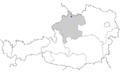 Location of Auberg (Austria, Oberoesterreich).png