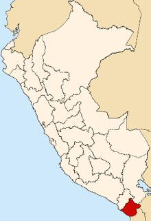 Jorge Basadre Province - Wikidata