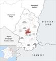 Locator map of Kanton Wittenheim.png
