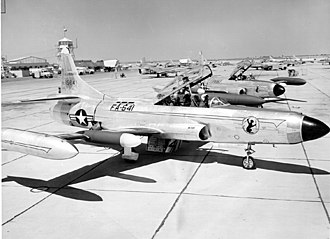 84th Flying Training Squadron - F-94 Starfire of the 84th Fighter Interceptor Squadron