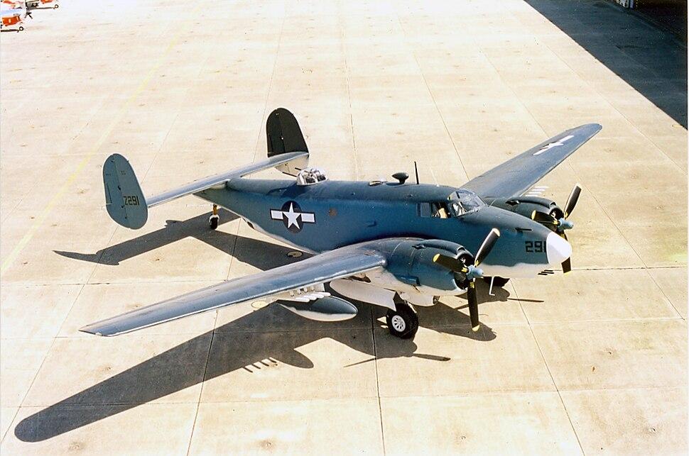 Lockheed PV-2 NMNA