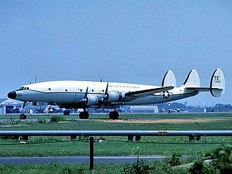 Tachikawa Airfield - MATS Navy R7V-B1, BuNo 131654