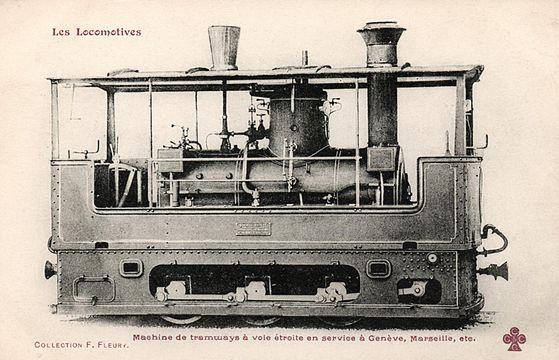 équipage d une locomotive a vapeur