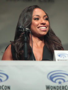 Logan Browning WonderCon 2015.png